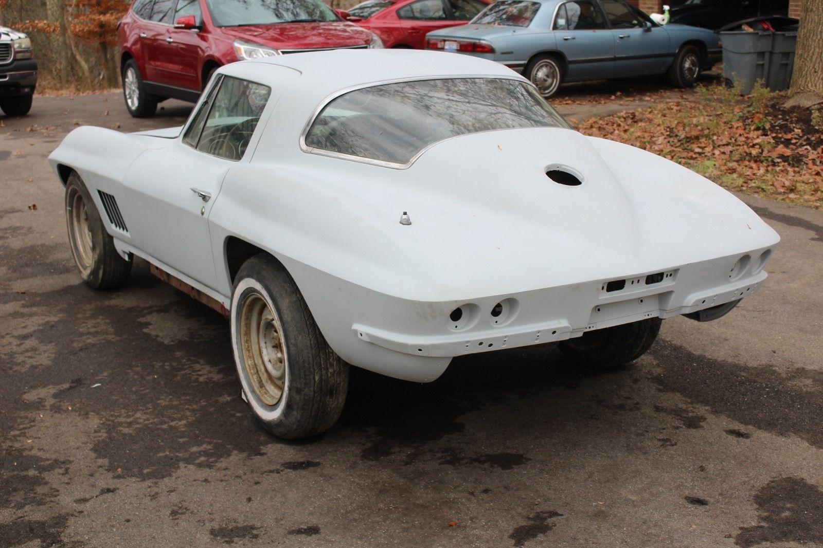 Chevrolet Corvette Coupe project