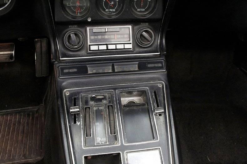 Chevrolet Corvette 427 v8 1968 prix tout compris