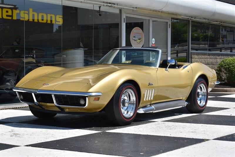 Chevrolet Corvette V8 350 1969 prix tout compris 1969