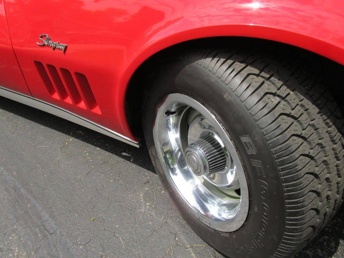 Chevrolet Corvette 1969 prix tout compris