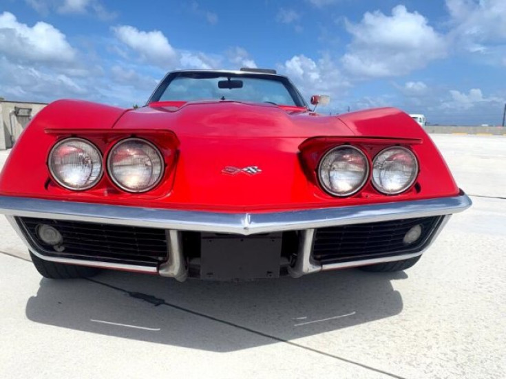 Chevrolet Corvette V8 350 1969 prix tout compris