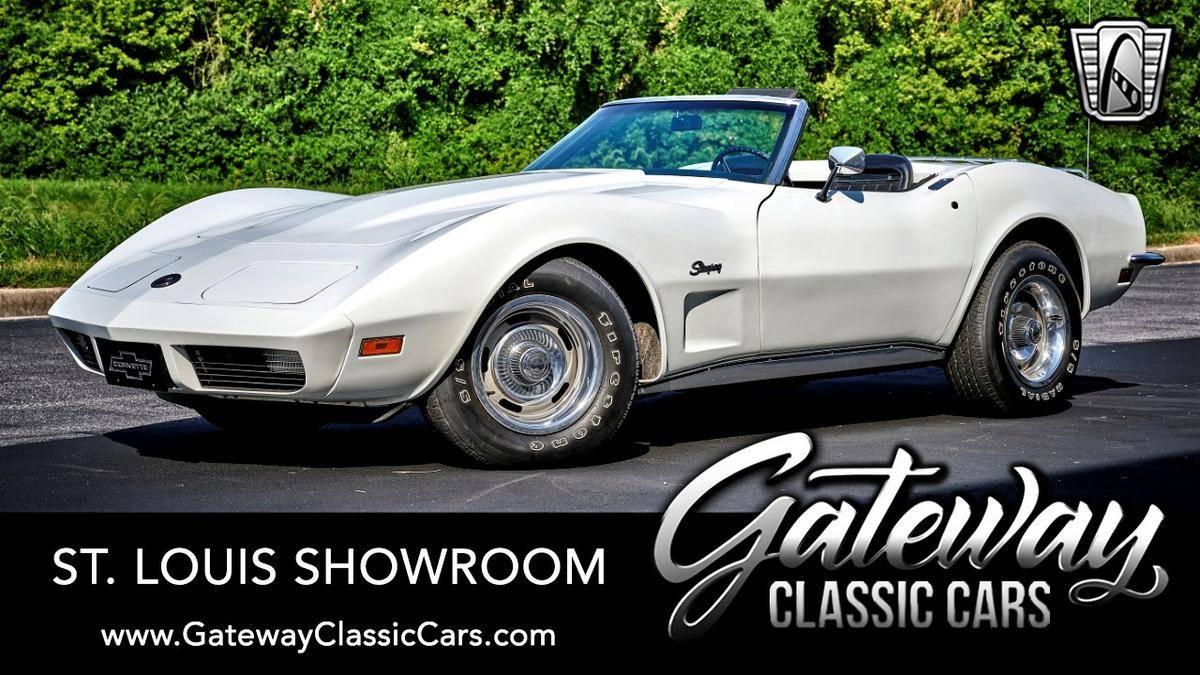 Chevrolet Corvette V8 1973 prix tout compris 1973