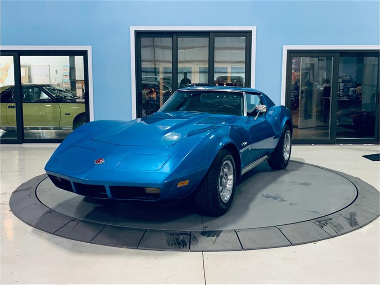 Chevrolet Corvette V8 350 1974 prix tout compris 1974