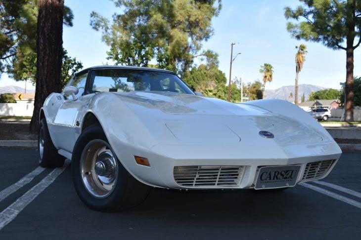 Chevrolet Corvette Stigray 1974 prix tout compris