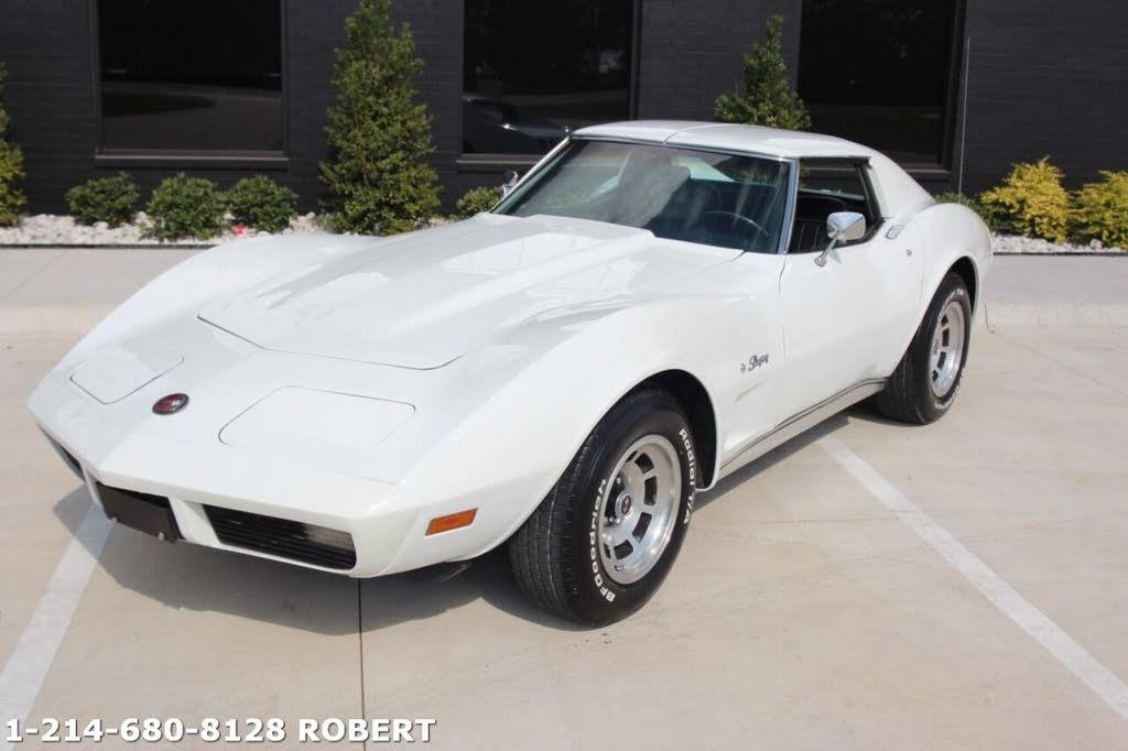 chevrolet corvette 1974 prix tout compris 1974