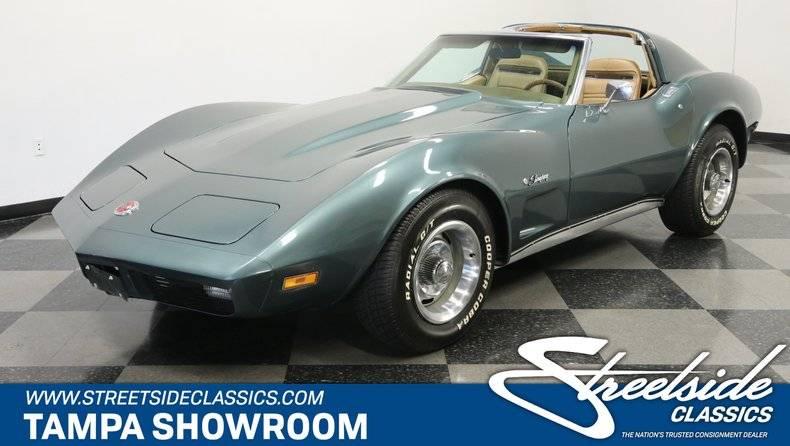 Chevrolet Corvette V8 1974 prix tout compris 1974