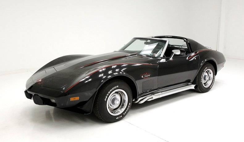 Chevrolet Corvette V8 1975 prix tout compris