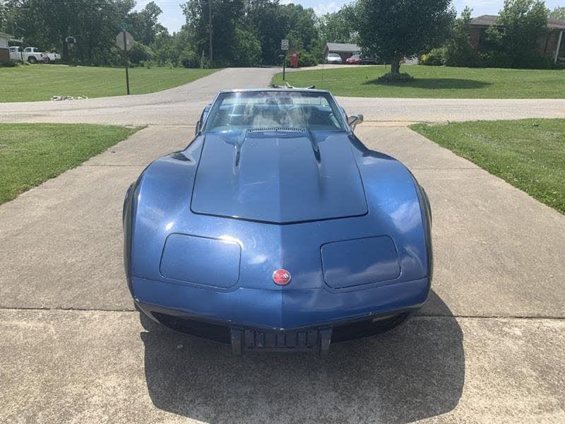 Chevrolet Corvette 1975 prix tout compris