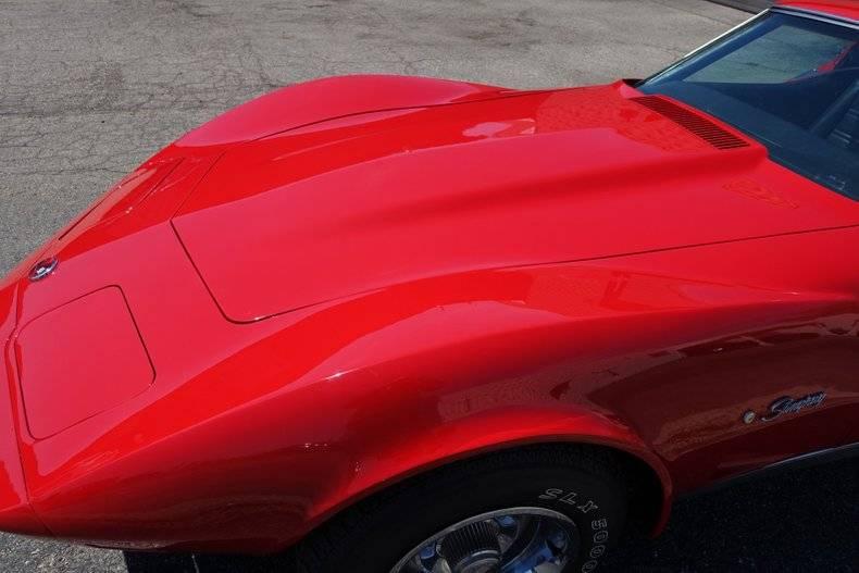 Chevrolet Corvette V8 cab 1975 prix tout compris