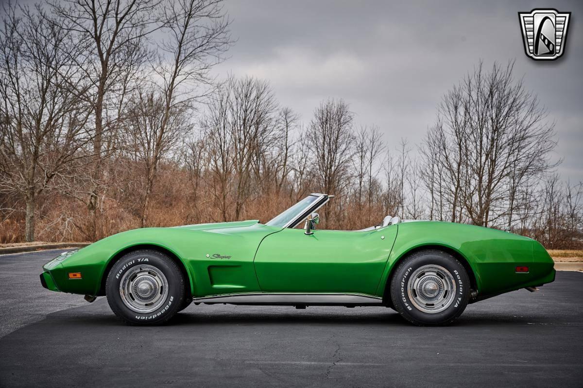 Chevrolet Corvette 44000 mile garantie v8 1975 prix tout compris 1975