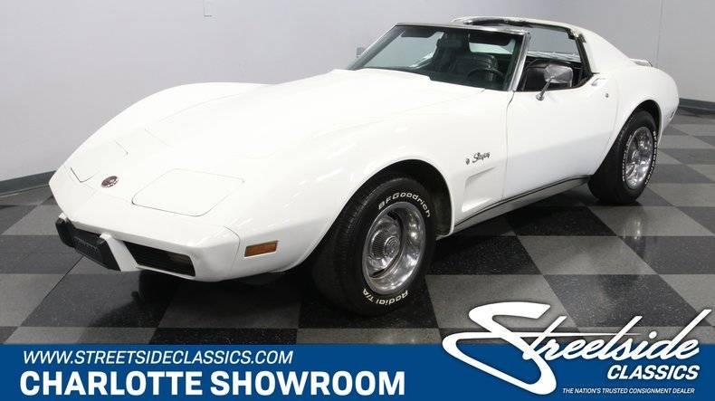 Chevrolet Corvette 1976 prix tout compris 1976
