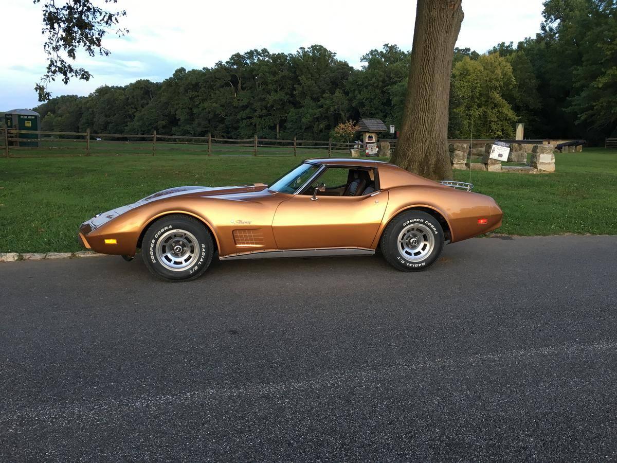 Chevrolet Corvette L48 1976 prix tout compris 1976