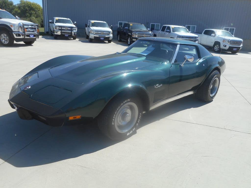 Chevrolet Corvette Stingray 1976 prix tout compris 1976