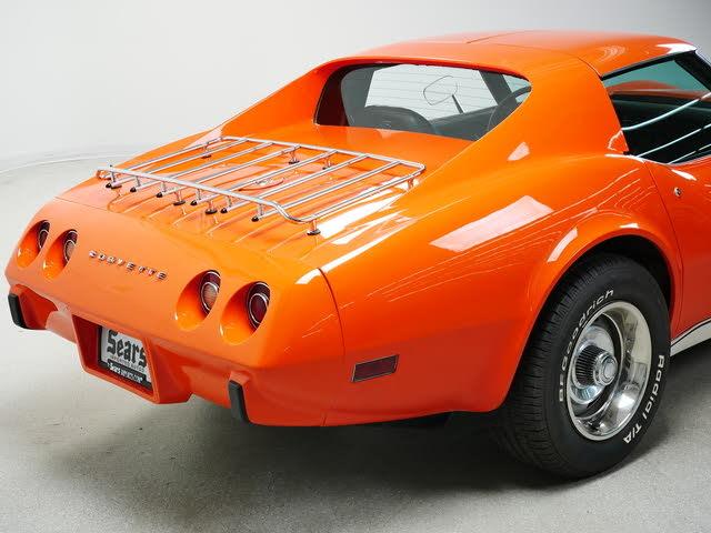 Chevrolet Corvette V8 350 1976 prix tout compris