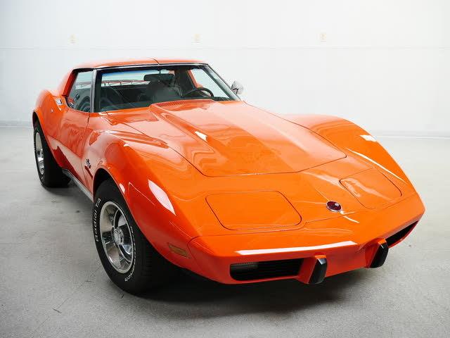 Chevrolet Corvette V8 350 1976 prix tout compris 1976