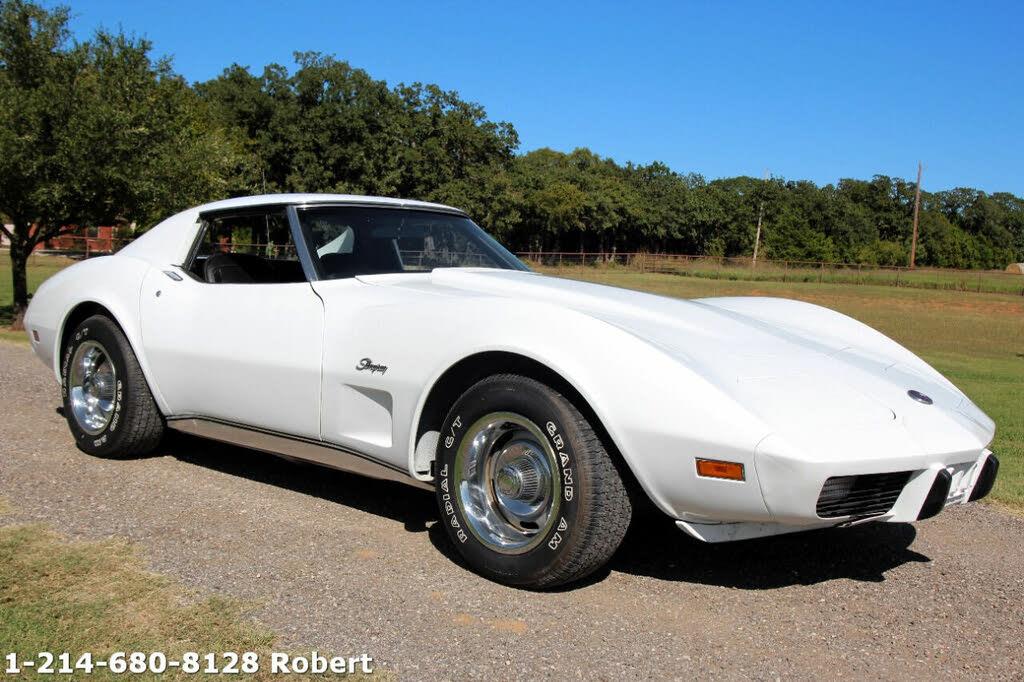 chevrolet corvette V8 1976 prix tout compris 1976