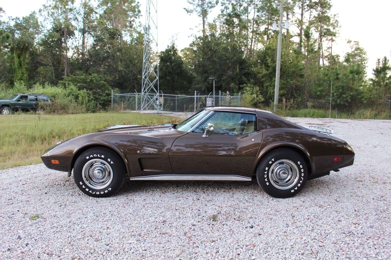 Chevrolet Corvette Stingray l48 t-top 120+ hd pictures must see