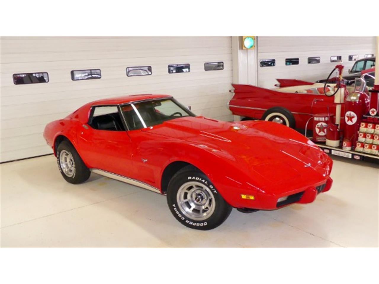 Chevrolet Corvette 1977 prix tout compris 1977