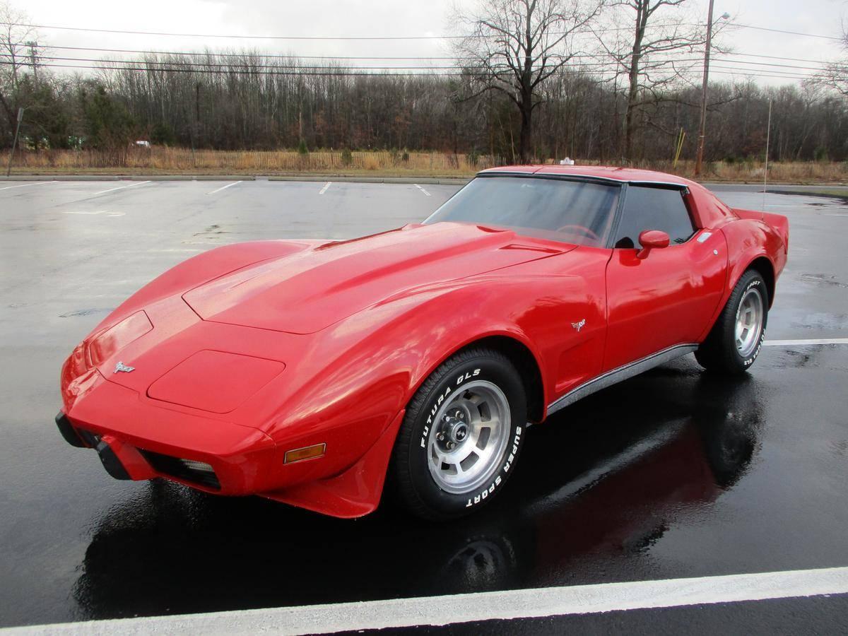 Chevrolet Corvette V8 350 1977 prix tout compris 1977