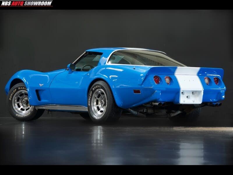 chevrolet corvette V8 1978 prix tout compris 1978