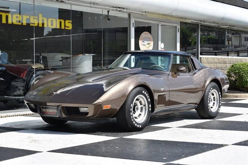 Chevrolet Corvette V8 350 1979 prix tout compris 1979