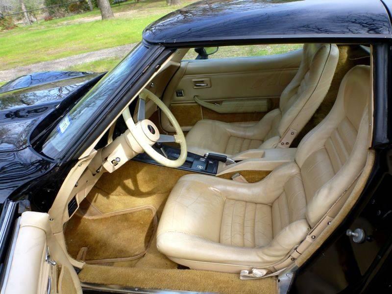 Chevrolet Corvette V8 l48 350ci 1979 prix tout compris