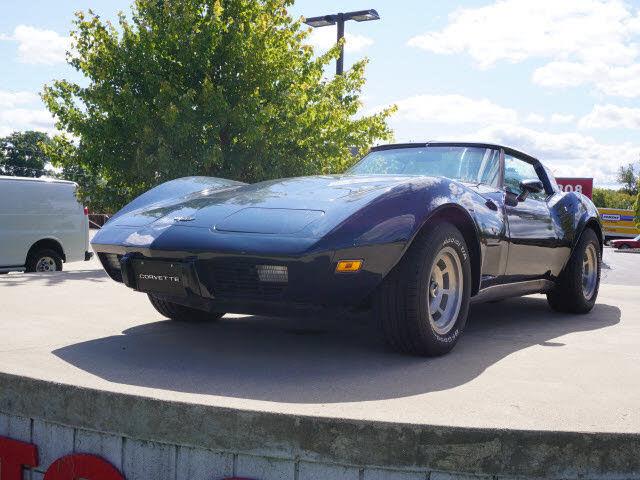 chevrolet corvette 1979 v8 prix tout compris 1979