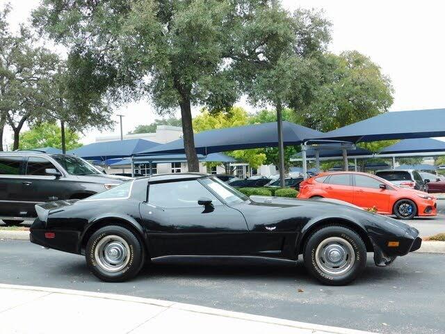 chevrolet corvette V8 1979 prix tout compris 1979