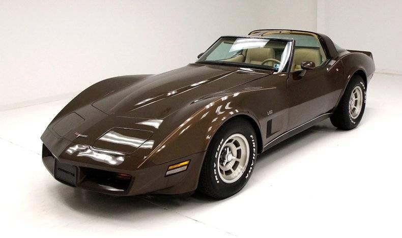 Chevrolet Corvette 1980 prix tout compris
