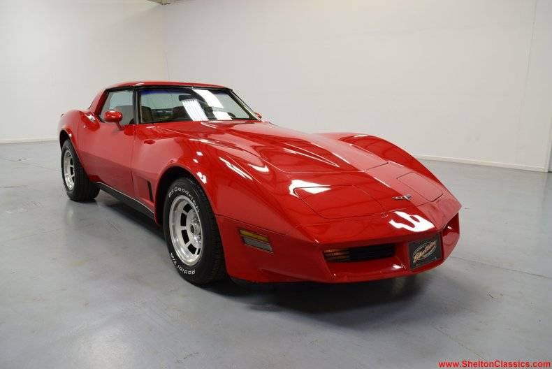 Chevrolet Corvette 1981 prix tout compris 1981