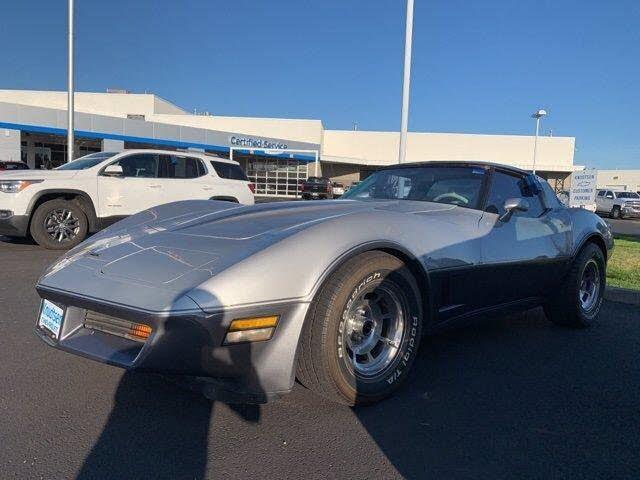 chevrolet corvette V8 1981 prix tout compris 1981