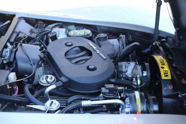 Chevrolet Corvette 1982 prix tout compris