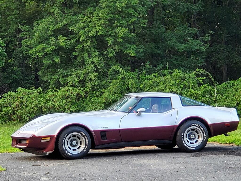 chevrolet corvette V8 1982 prix tout compris 1982
