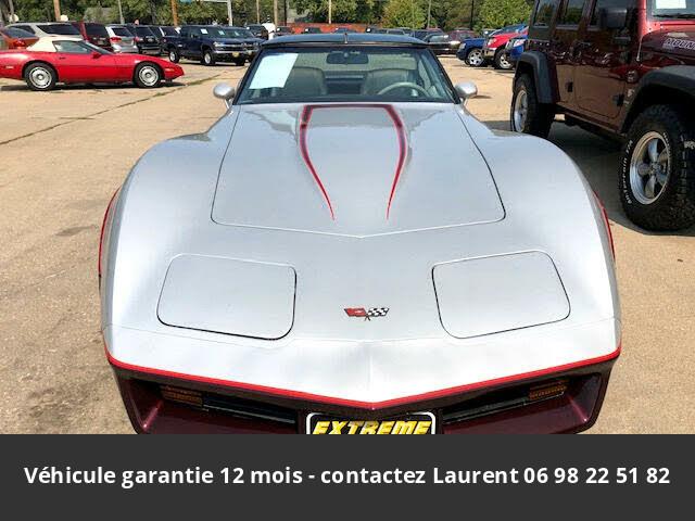 chevrolet corvette 200 hp 5.7l v8 prix tout compris