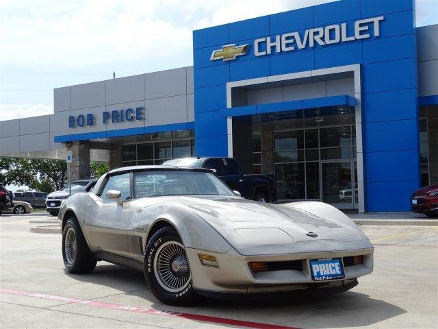 Chevrolet Corvette Hatchback 1982