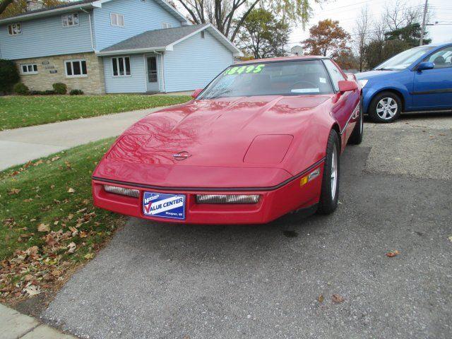 Chevrolet Corvette Coupe 1984