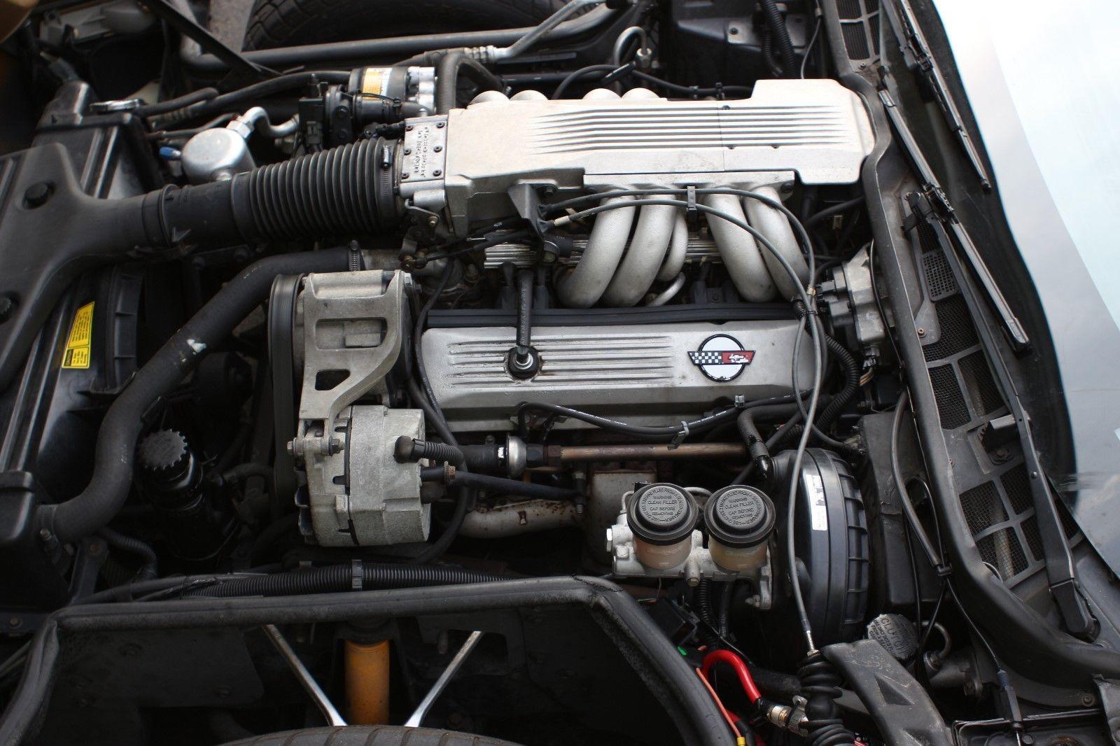 Chevrolet Corvette N.c.