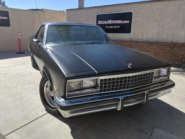Chevrolet El Camino Base 1985