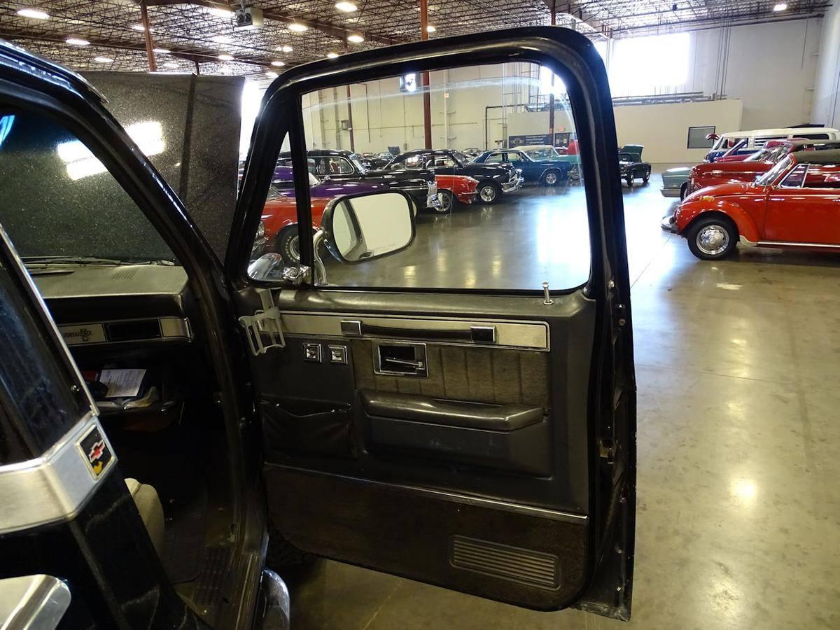 Chevrolet K10 4x4 1985 prix tout compris