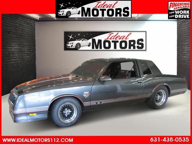 Chevrolet Monte Carlo Ss sport