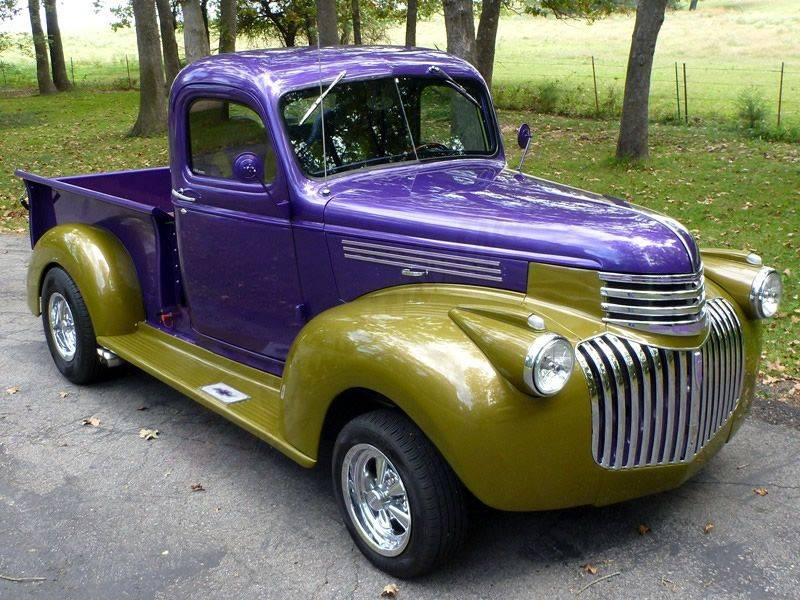 Chevrolet Pickup 350 v8 1946 prix tout compris 1946