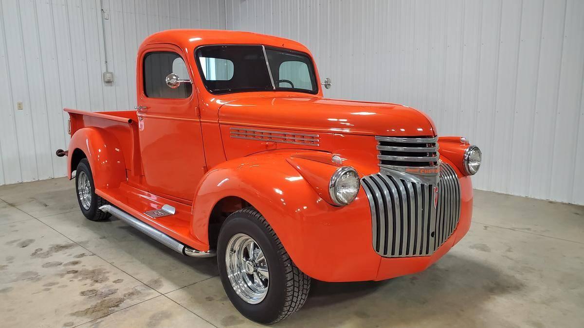 Chevrolet Pickup 1946 prix tout compris 1946