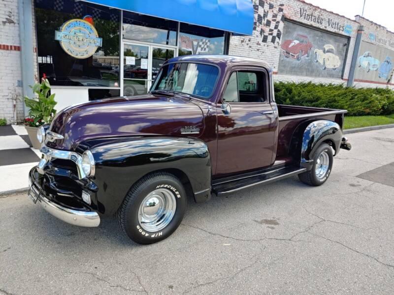 Chevrolet Pickup 1954 prix tout compris 1954