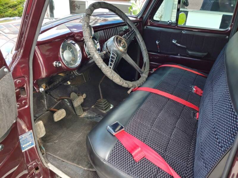 Chevrolet Pickup 1954 prix tout compris