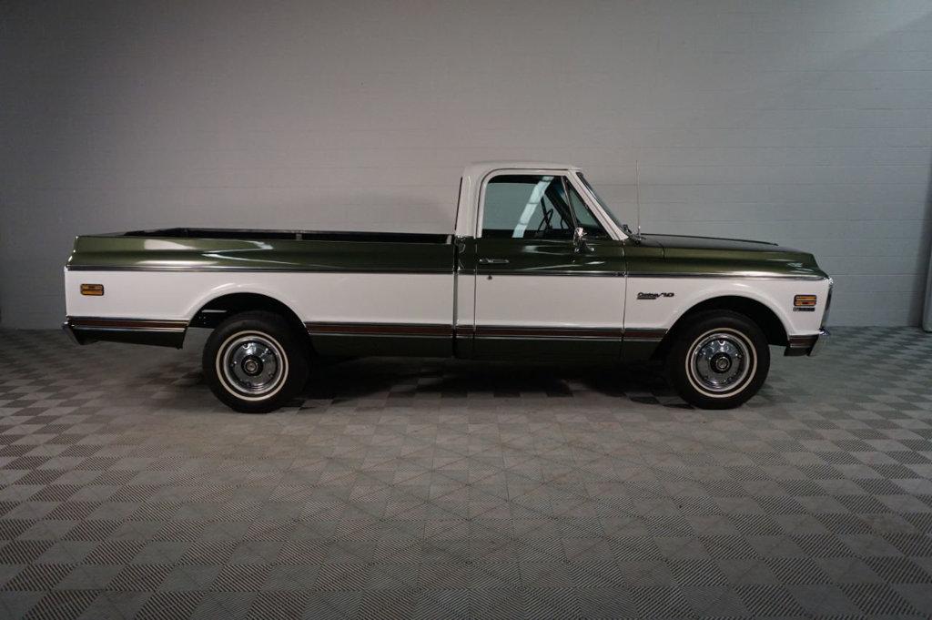 Chevrolet Pickup Importé 1972
