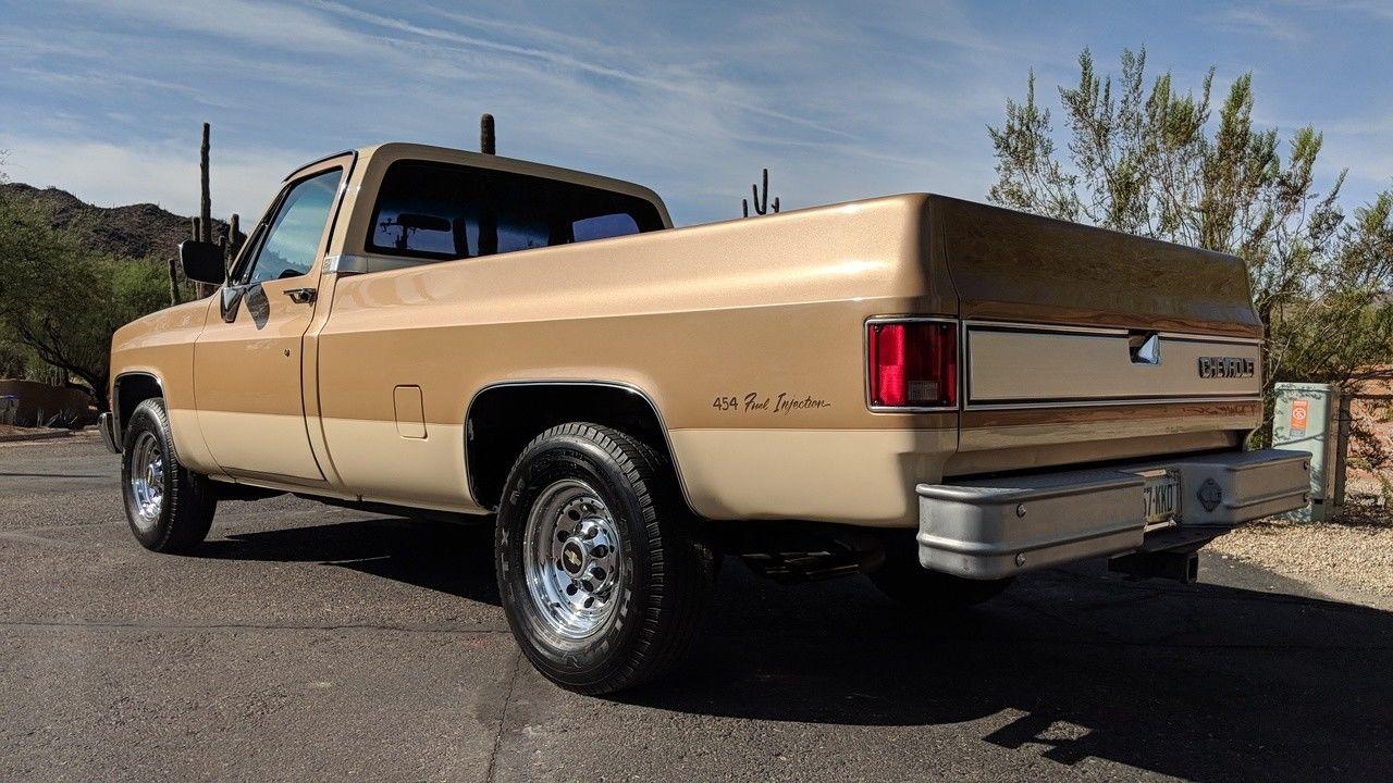 Chevrolet Silverado 2500 Silverado