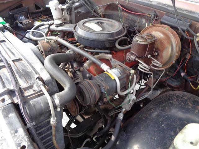 Chevrolet Silverado Big bloc 454 v8 1977 prix tout compris
