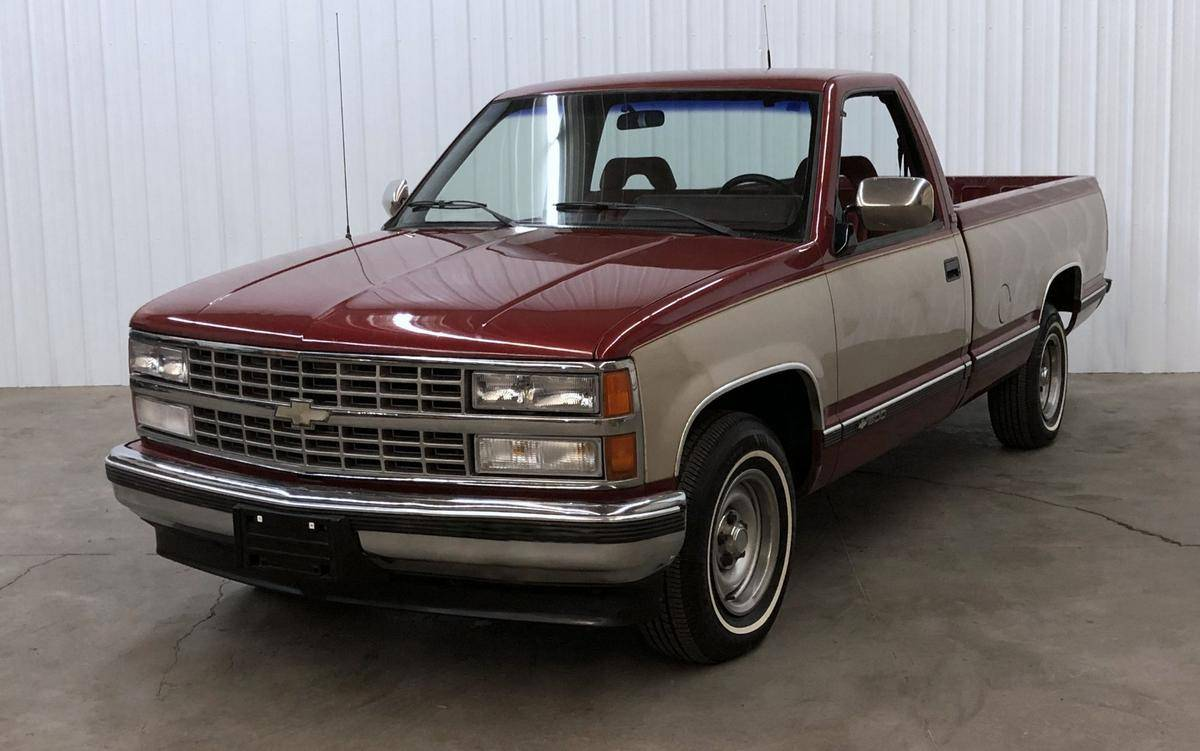 Chevrolet Silverado 5.7l v8 1991 prix tout compris 1991