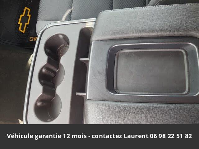 chevrolet silverado  1500 lt double cab 4wd 2014 prix tout compris hors homologation 4500 €