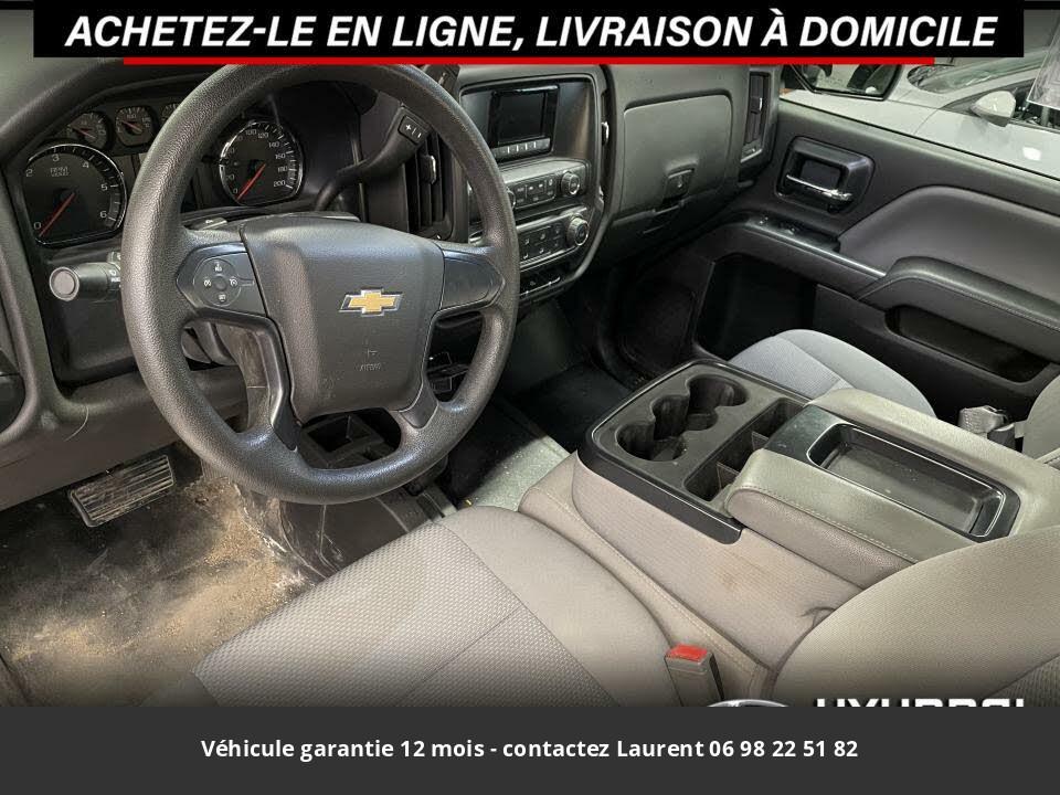 chevrolet silverado Ls double cab 4wd 5.3l v8 prix tout compris hors homologation 4500 €